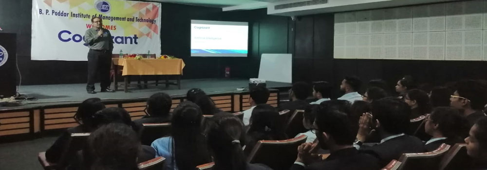 AI & ML Session by Cognizant - 2020