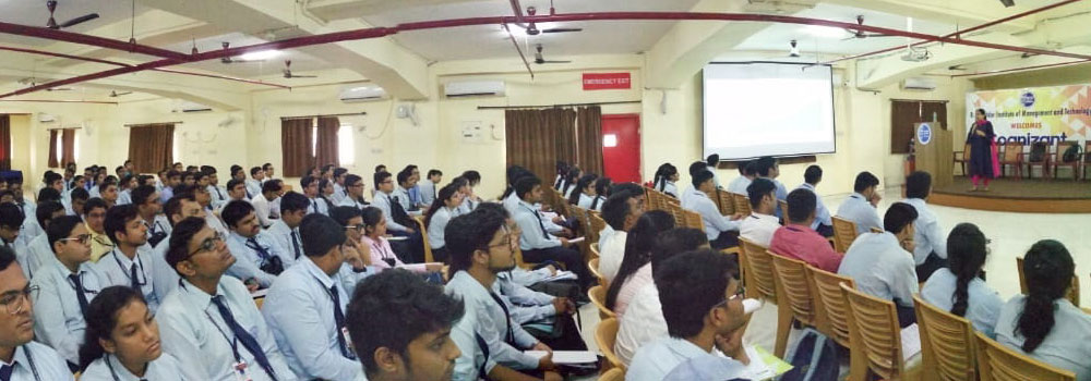 Soft Skills Development session by Cognizant - 2020
